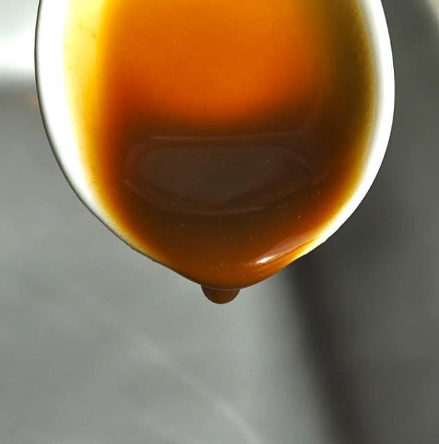 Salty Sweet Organic Caramel Sauce