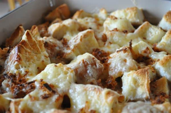 French Onion Casserole Recipe