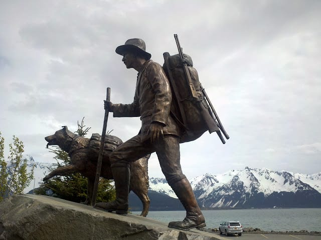 Let's go to Seward Alaska!