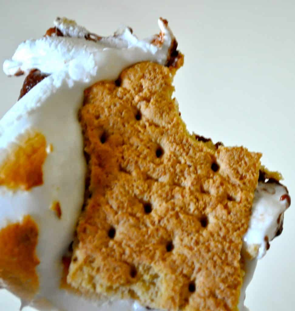 Quick and Easy Oven S'mores