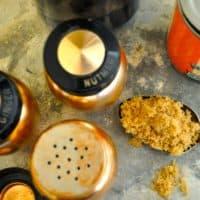 Make Ahead Pumpkin Spice Latte Mix