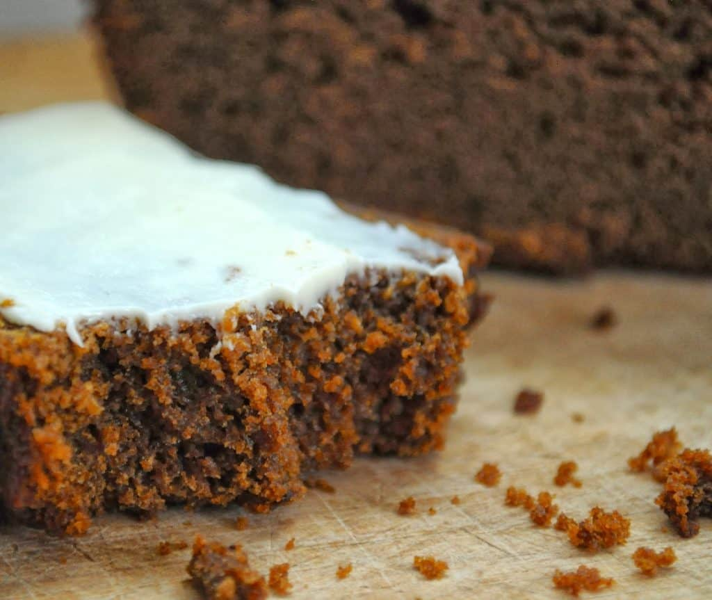 Have you had REAL Gingerbread? Not a cookie, biscotti, house or latte but real honest to god Gingerbread Loaf? You need it in your life! #gingerbreadcake #gingerbreadloaf #realgingerbread #gingerbreadrecipe