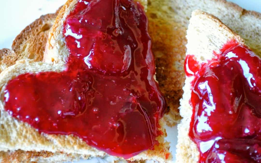 Plums and Roses…Jam