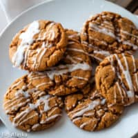 Spicy Hot Gingersnaps