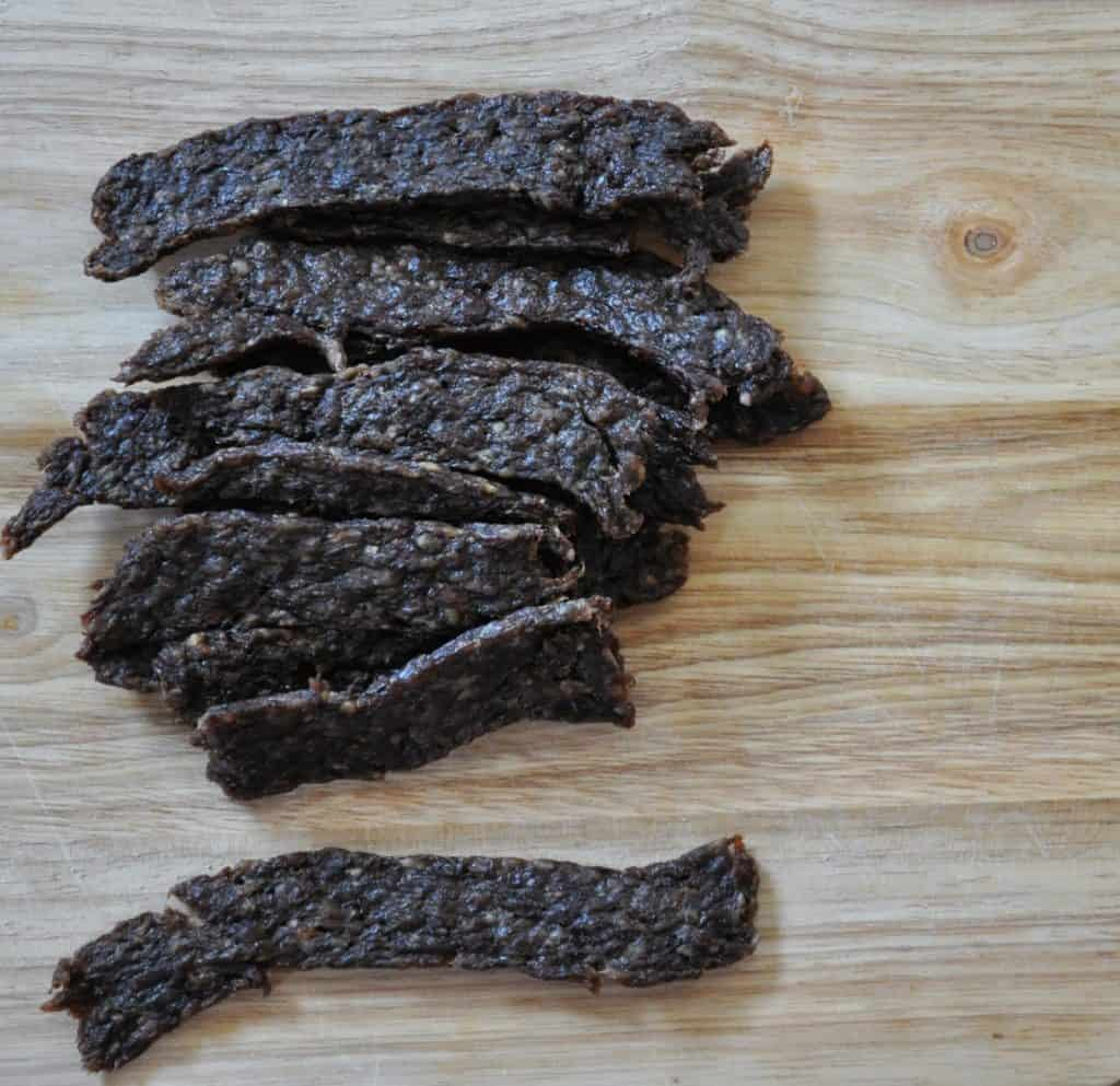 This Easy Homemade Ground Beef Jerky Recipe