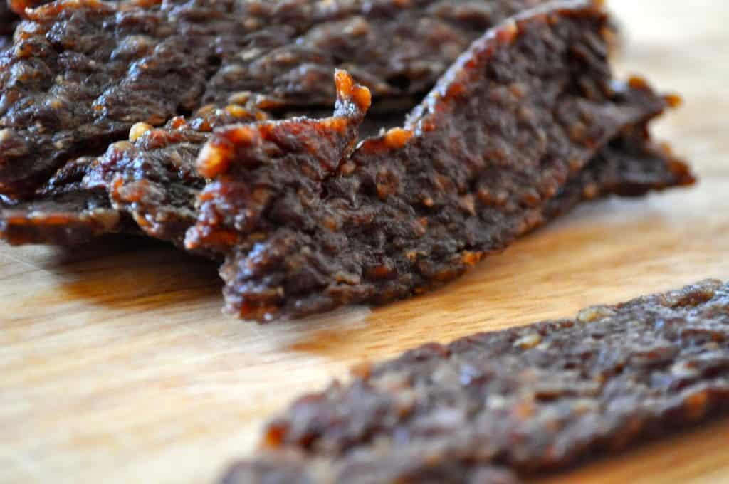 Easy Homemade Ground Beef Jerky Recipe