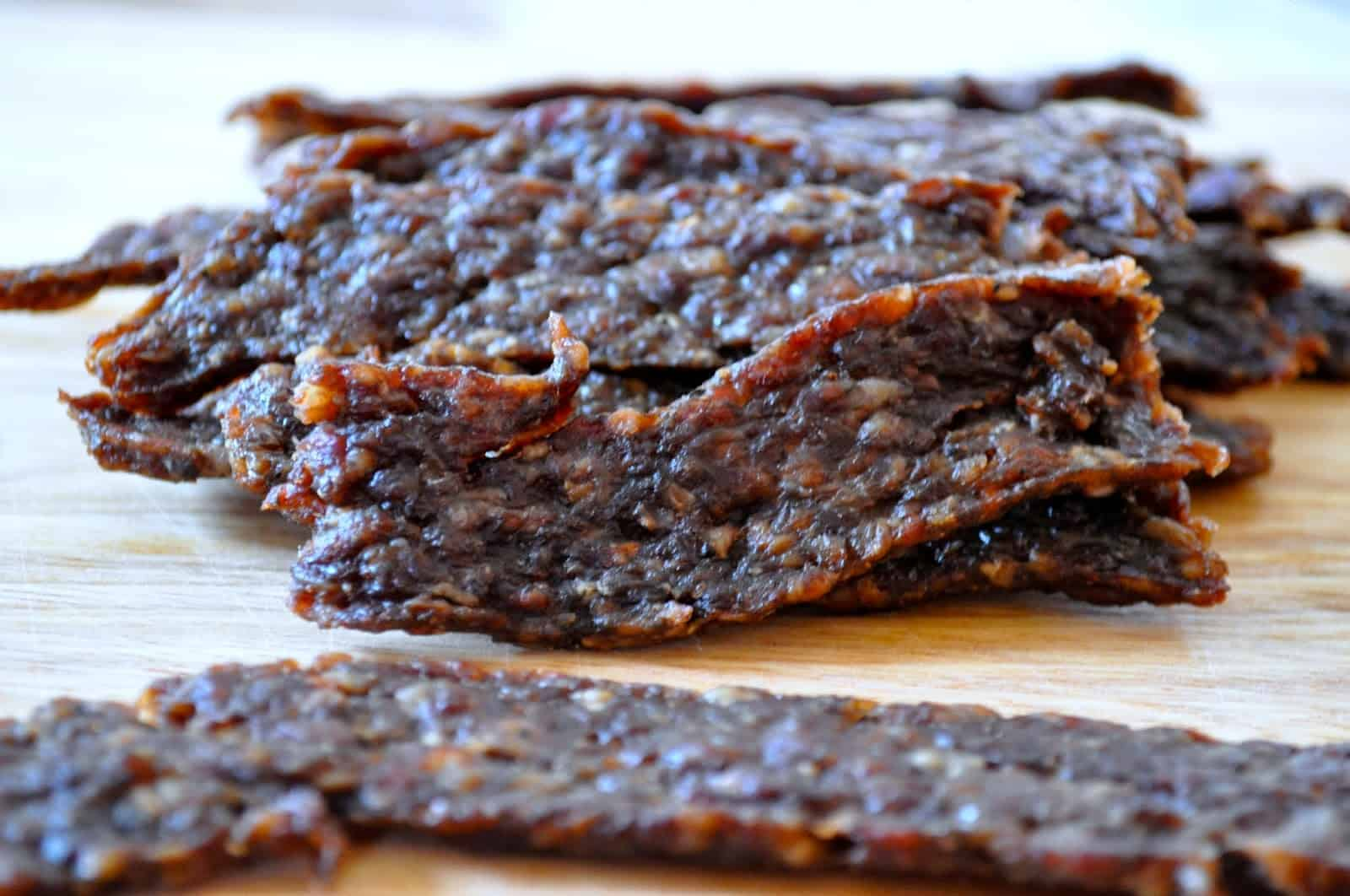 How to Make Beef Jerky   Recipe   Beef jerky recipes, Beef