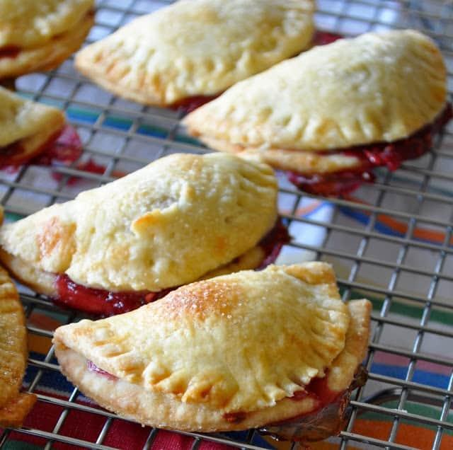 Jam Hand Pies