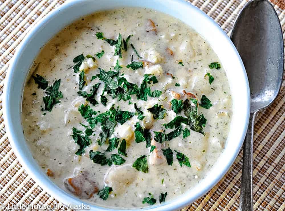 Hungarian Mushroom Soup Recipe