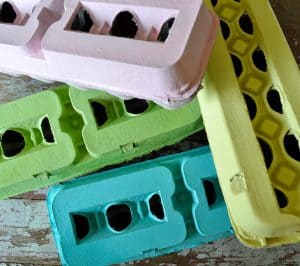 Decorated egg cartons for food swap little house big alaska for Swapping houses instead of selling