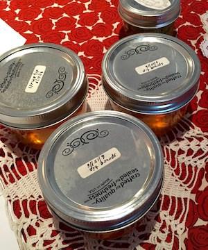 Spruce Tips Jelly