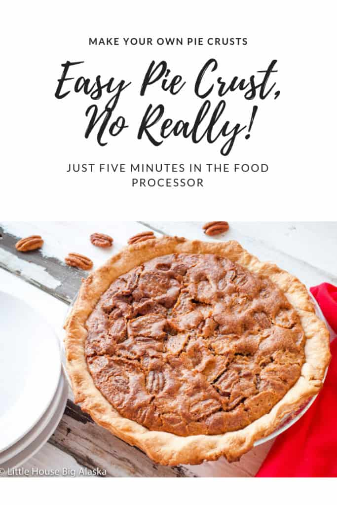 pin for easy pie crust