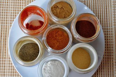 Flaming Hot Buffalo Chicken Spice Rub 1