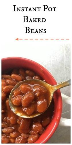 Instant Pot Baked Beans