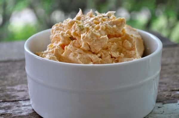 Jalapeño Cheese Dip Recipe