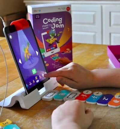 Osmo, hands on coding fun for kids