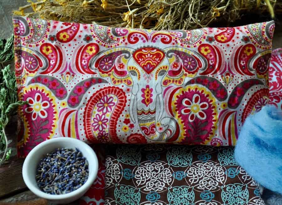 Easy To Make Dream Pillows