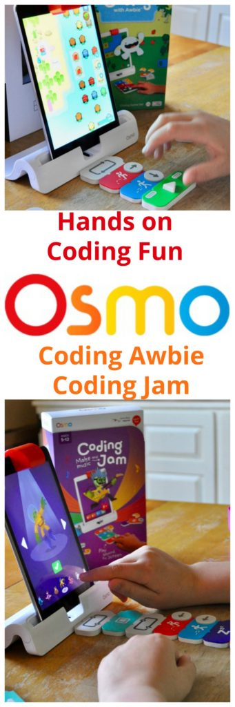 Hands On Coding with Osmo