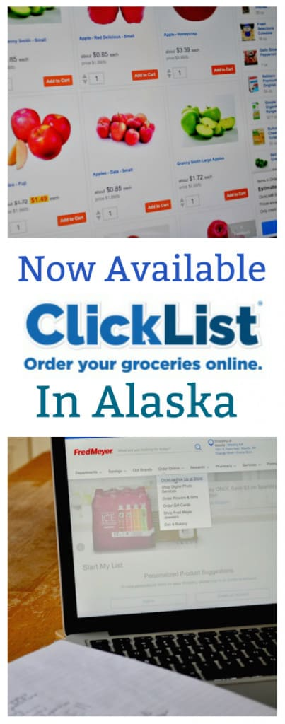 Clicklist Now Available in Alaska