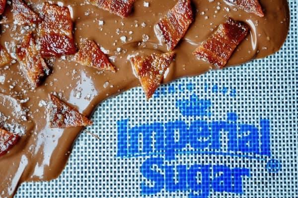 Sriracha Bacon Bark