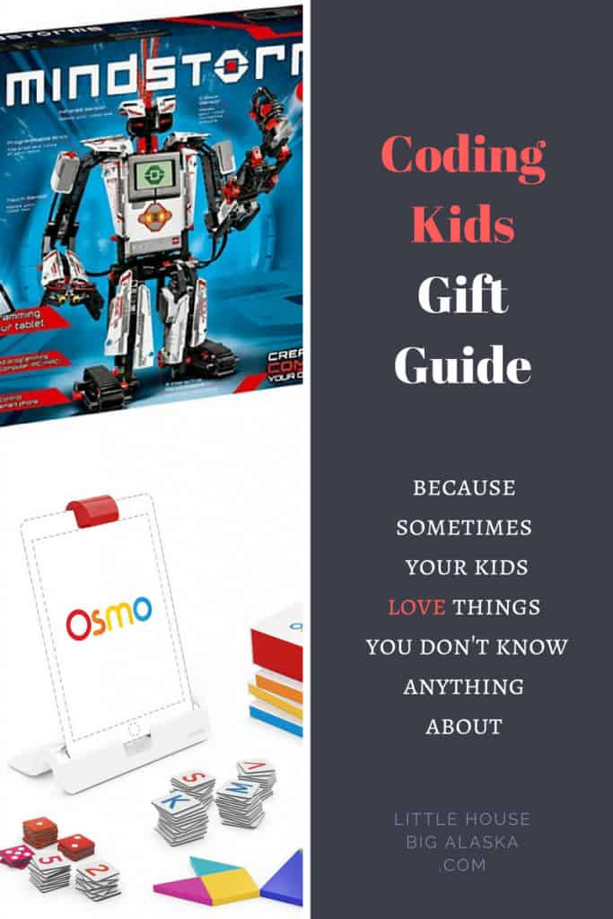 Coding Kids Gift Guide