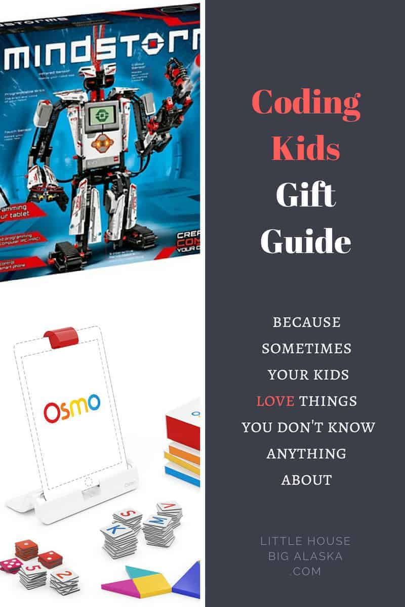 Coding Kids Gift Guide