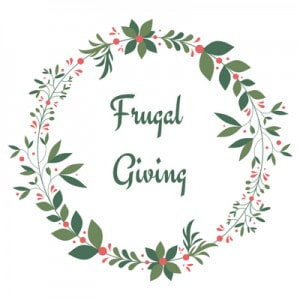 Frugal Giving