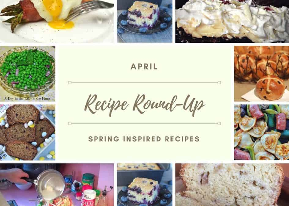 April Meal Plan and Giveaway