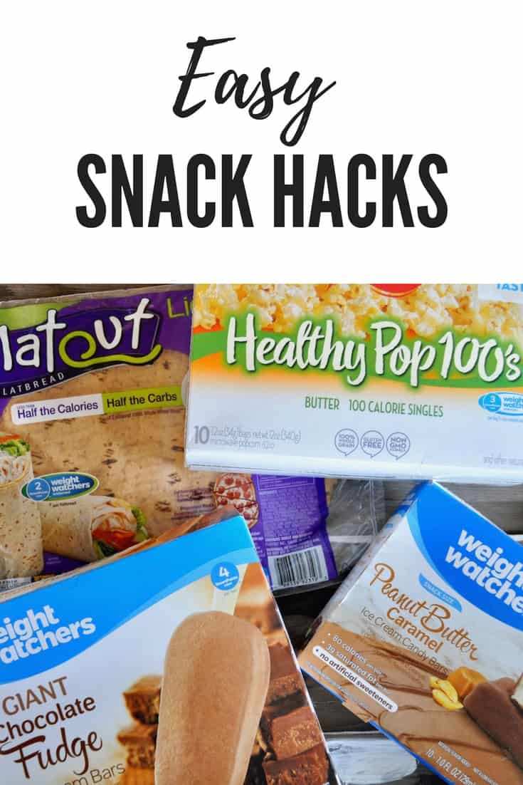 Easy Snack Hacks