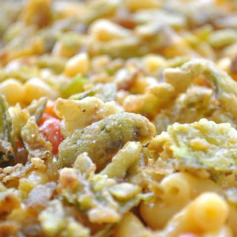 Spicy Jalapeño Macaroni and Cheese