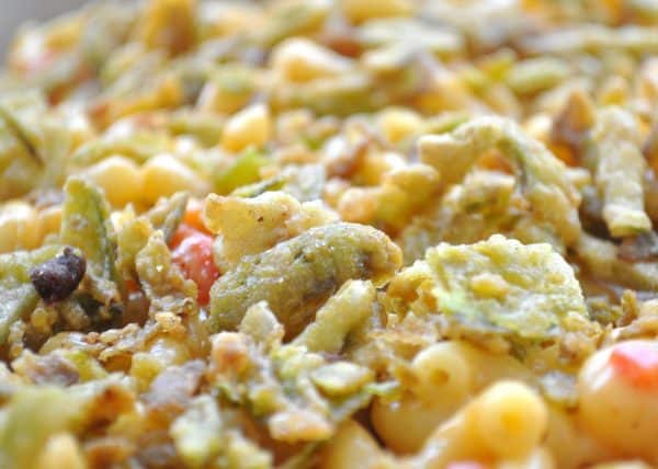 Spicy Jalapeno Macaroni and Cheese