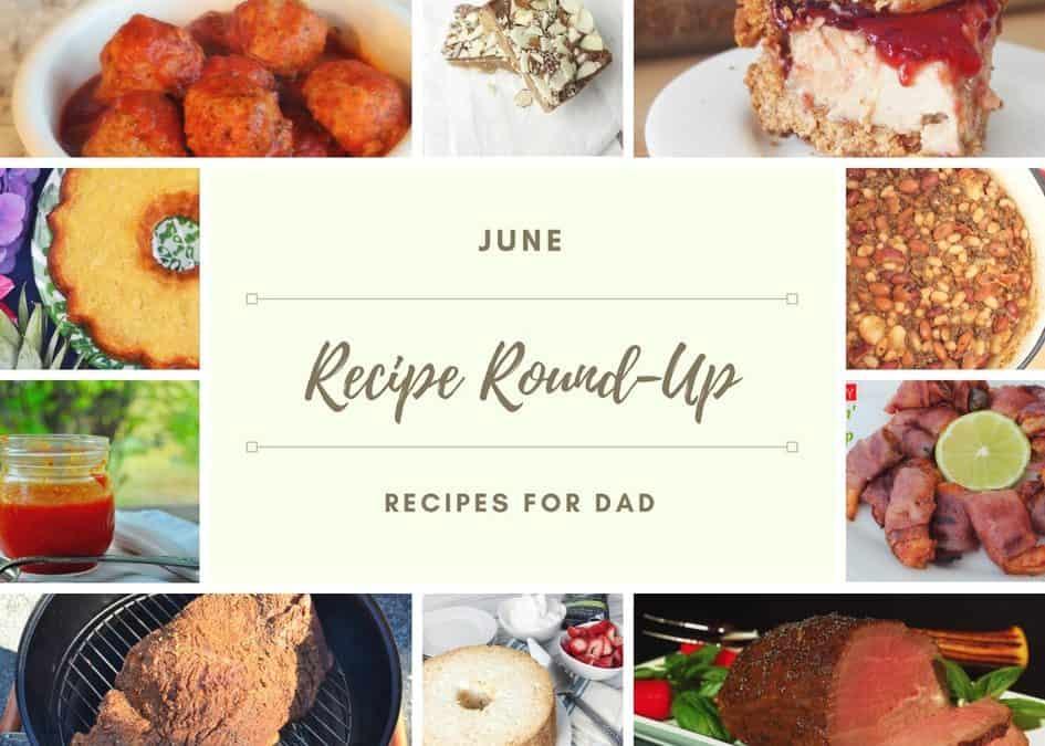 June Meal Planning