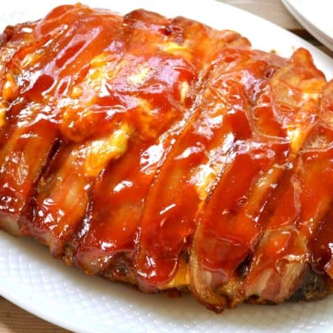 Bacon Cheeseburger Meatloaf