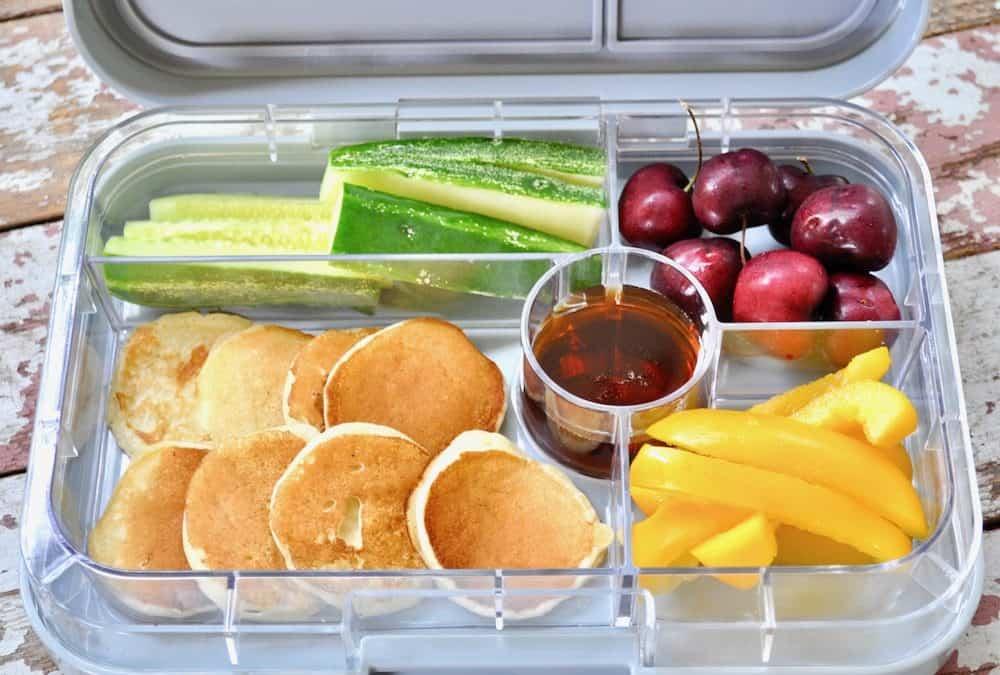 Five Inspiring Bento Box Lunches