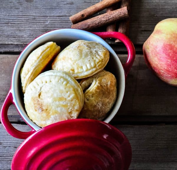 Mini Apple Hand Pies