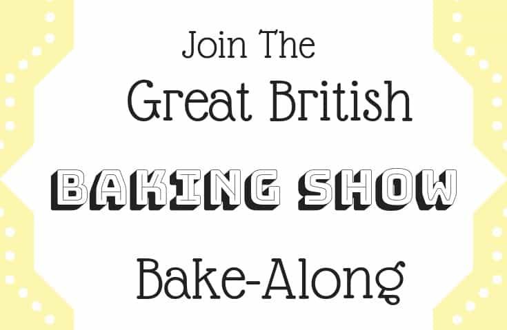 Great British Baking Show Bake-Along