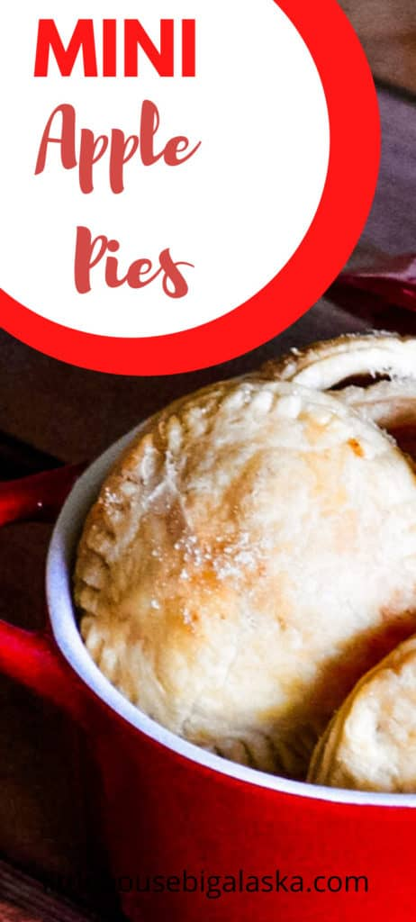 pin for mini apple pies