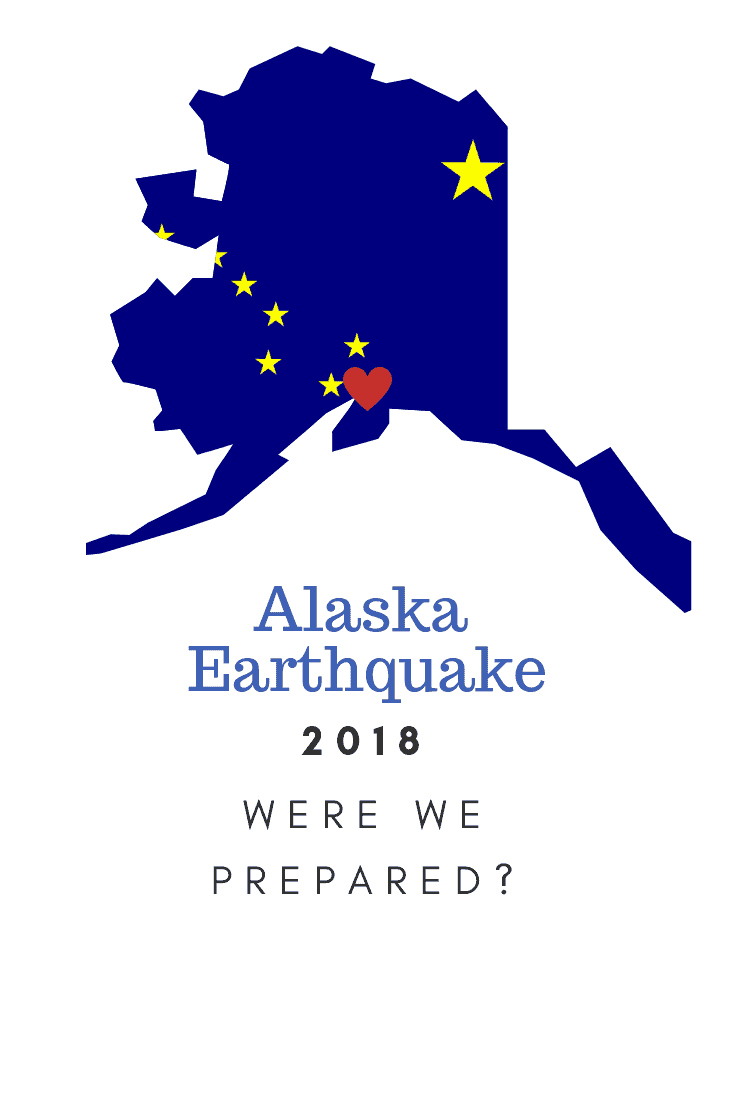 pin for the Alaska Earthquake 2018