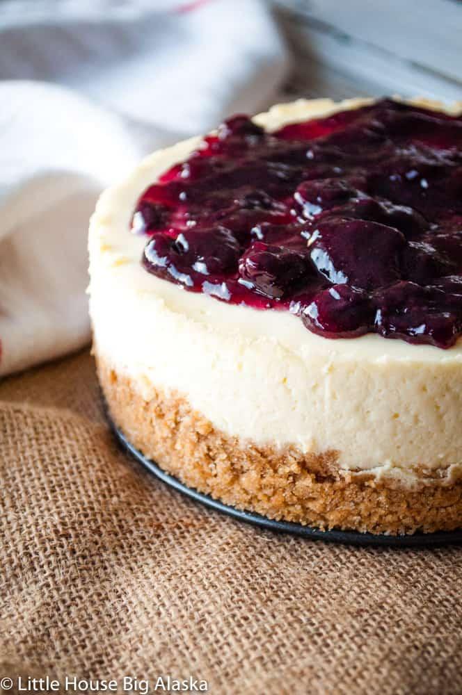 The Best Instant Pot Cheesecake #instantpot #instantpotrecipe #instantpotcake #instantpotdessert #instantpotcheesecake