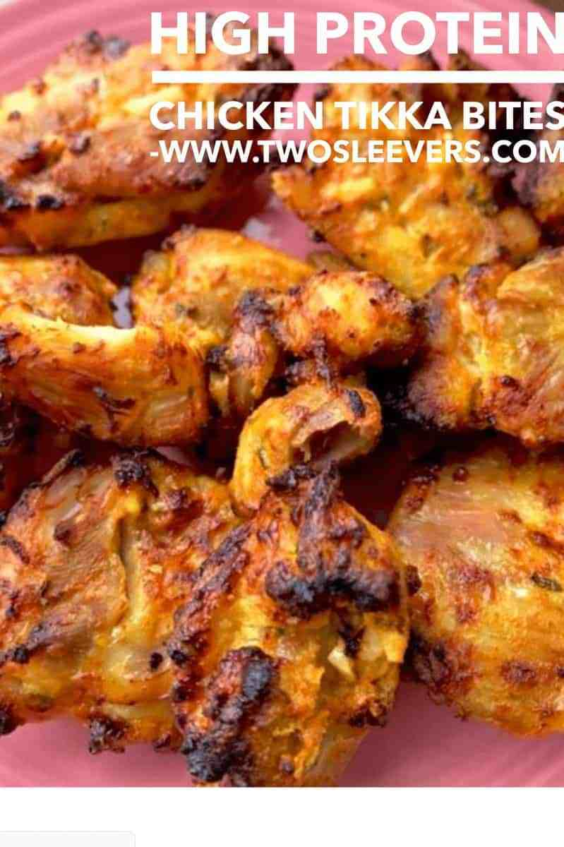 Chicken Tikka Bites
