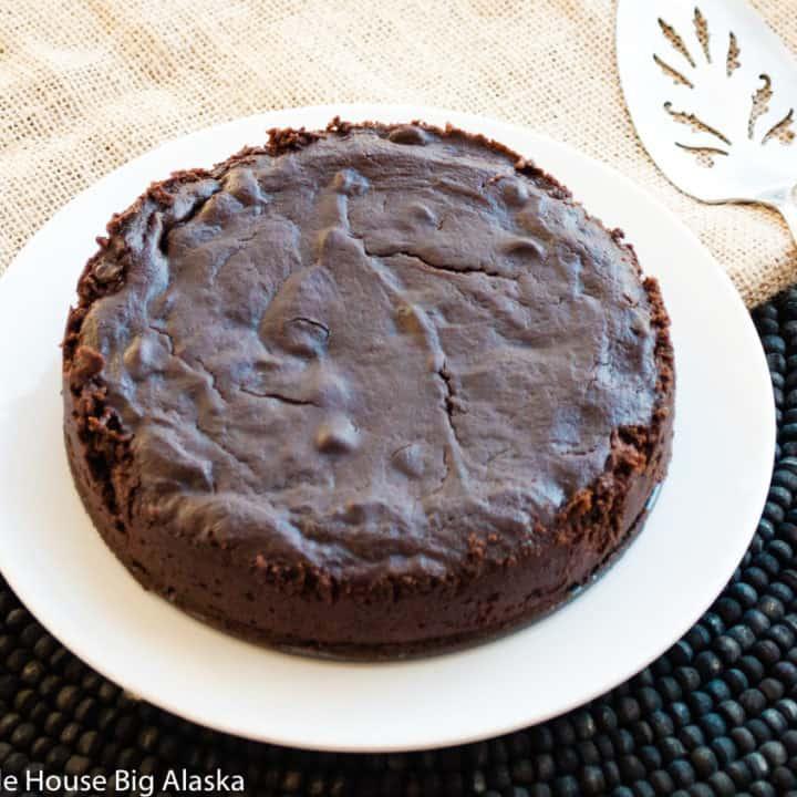Instant Pot Brownie