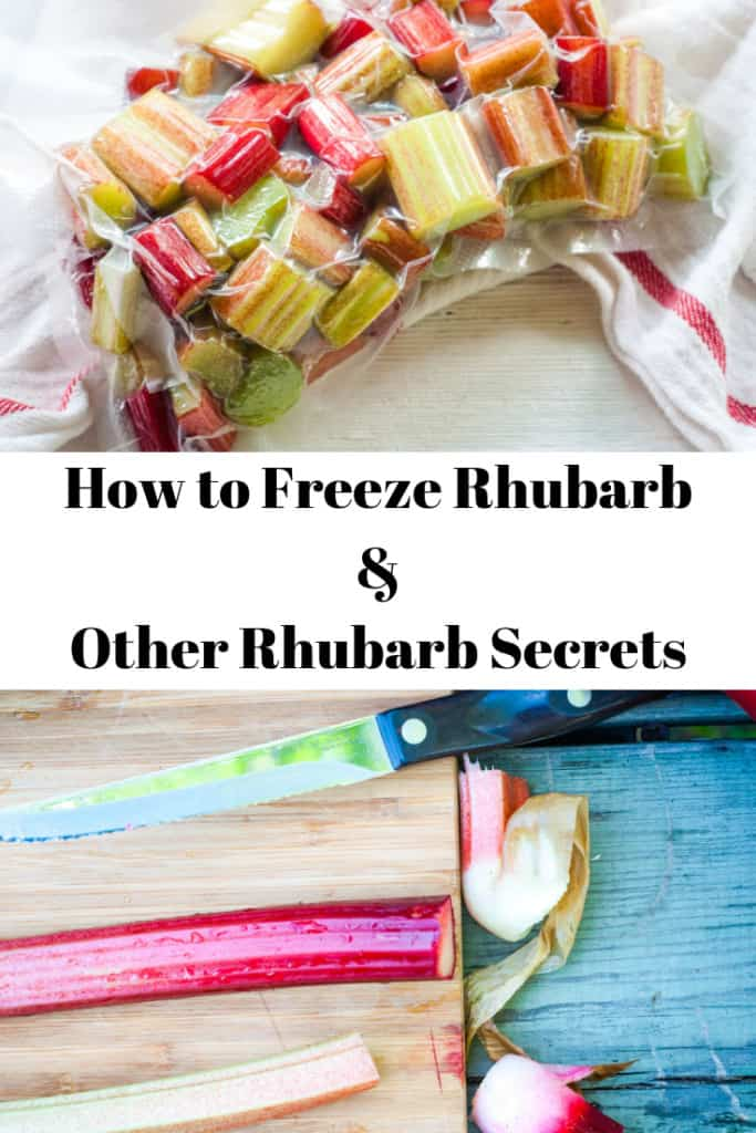 Pin for Rhubarb Secerts