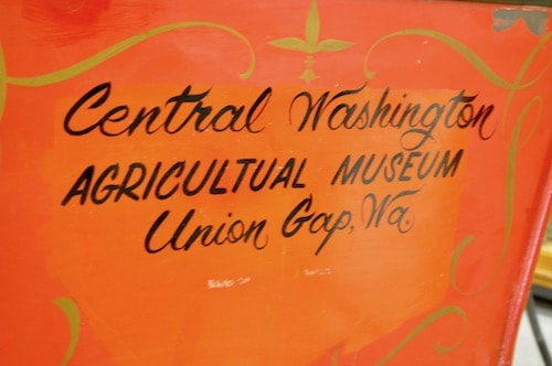 Central Washington Ag Museum