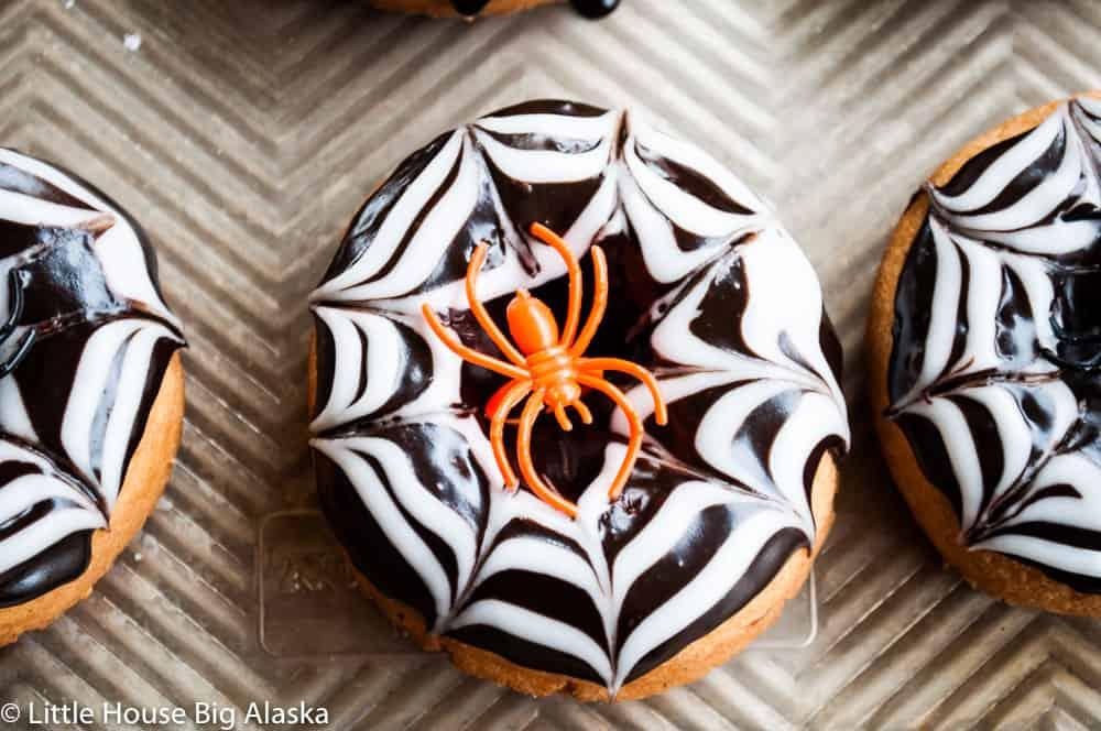add a spider ring