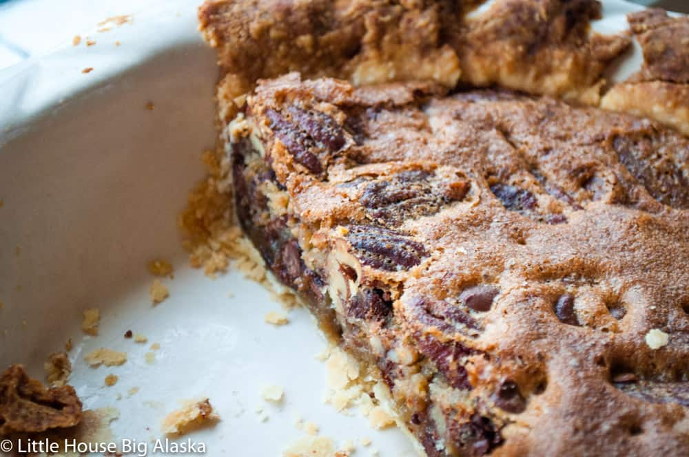 Old Fashioned Chocolate Pecan Pie Recipe
