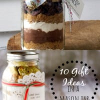 10 Awesome Gift In a Jar Ideas!