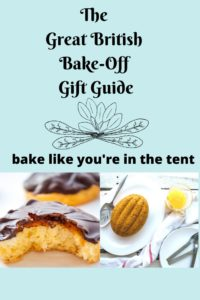 Got someone who loves the GBBO? Here's my Great British Bake-Off Gift Guide,
