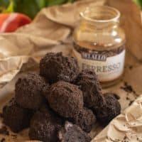 Espresso Oreo Truffles
