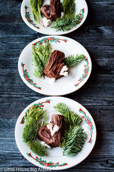 solstice dessert