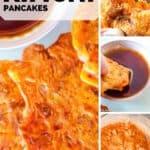 pin for kimchi pancakes